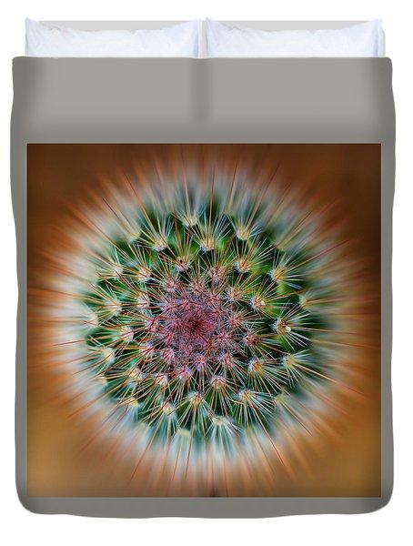 Cactus Cooler Duvet Cover