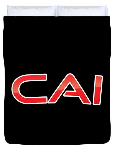Cai Duvet Cover