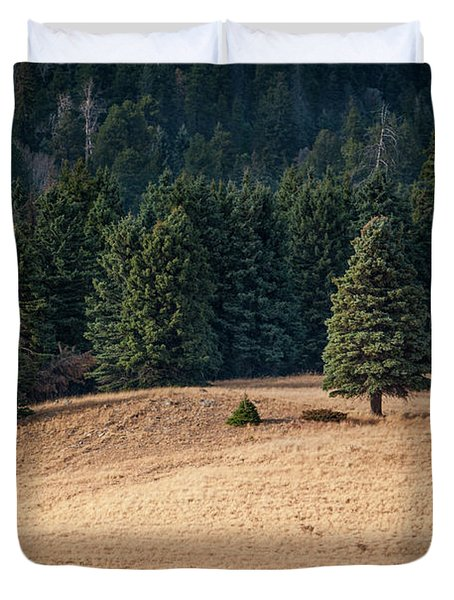 Caldera Edge Duvet Cover