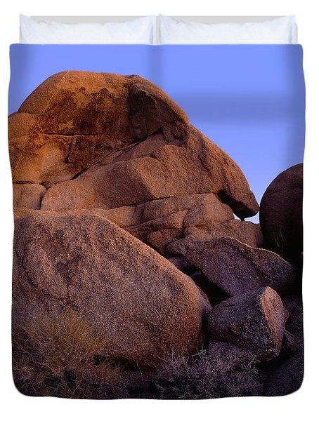 Cap Rock Duvet Cover