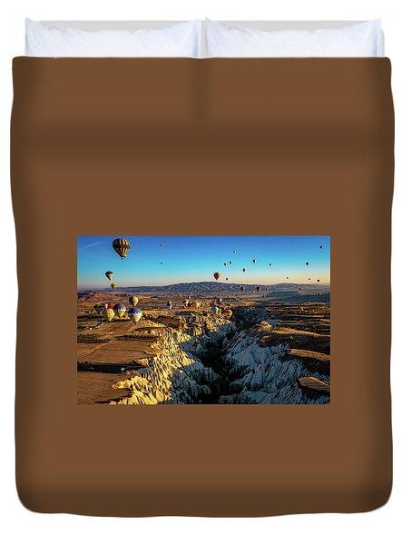 Capadoccia Duvet Cover
