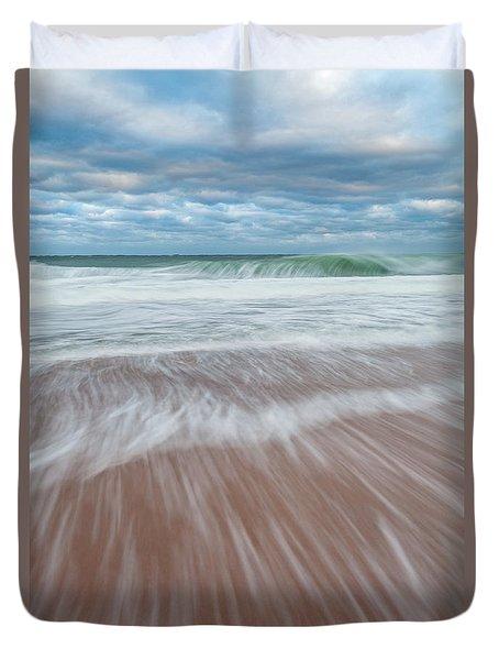 Cape Cod Seashore 2 Duvet Cover