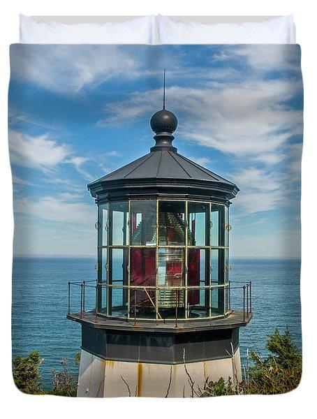 Cape Mereas Light Duvet Cover