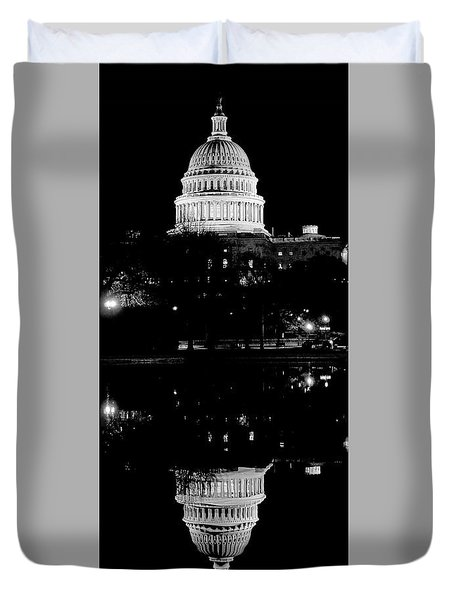 Capitol Upside Down Duvet Cover