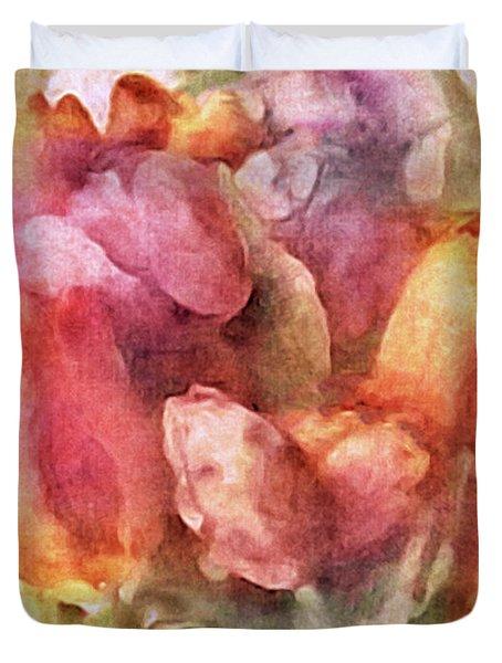 Captured Spring Duvet Cover