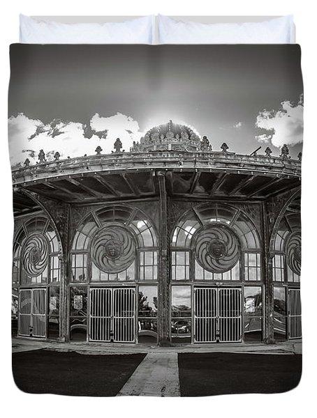 Carousel House Duvet Cover