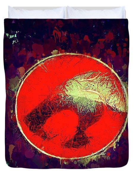 Thundercats Logo Duvet Cover