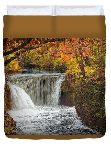 Cedarville Falls Duvet Cover