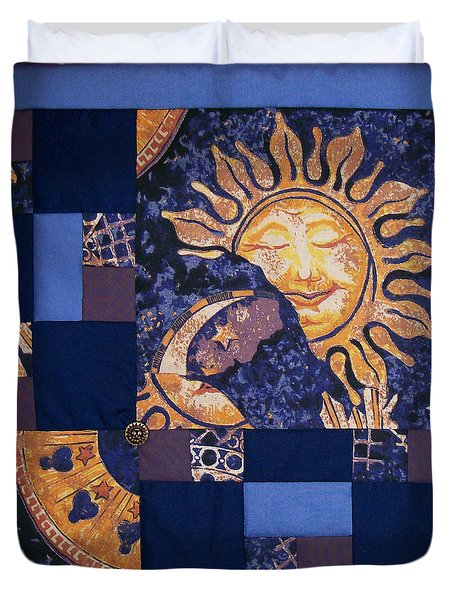 Celestial Slumber Duvet Cover