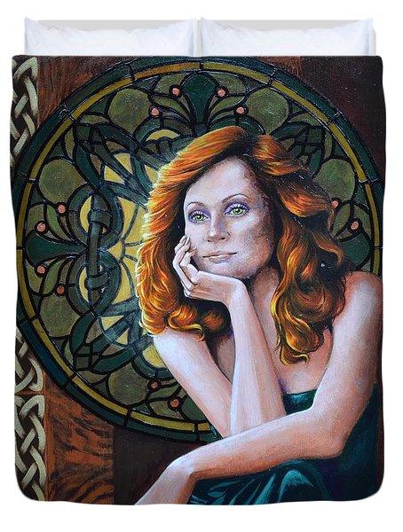 Celtic Dream Duvet Cover