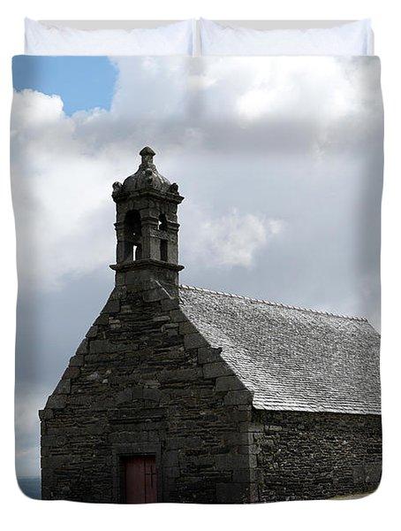 Chapelle Saint Michel 2 Duvet Cover