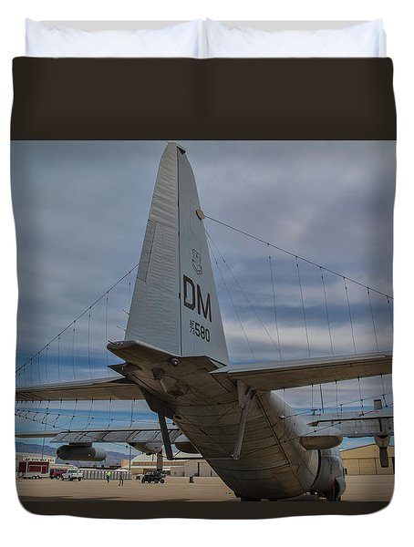 Duvet Cover featuring the photograph Cheese Grater by Dan McManus