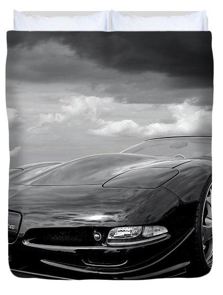 Chevrolet Corvette C5 Duvet Cover