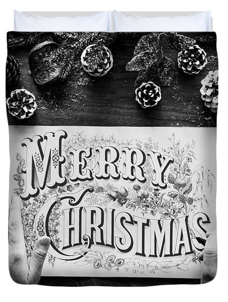 Christmas 1 Duvet Cover
