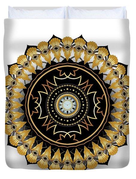 Circumplexical No 3511 Duvet Cover