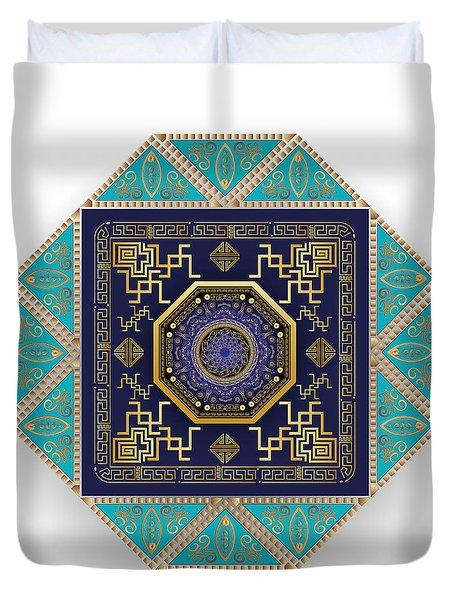 Circumplexical No 3556 Duvet Cover