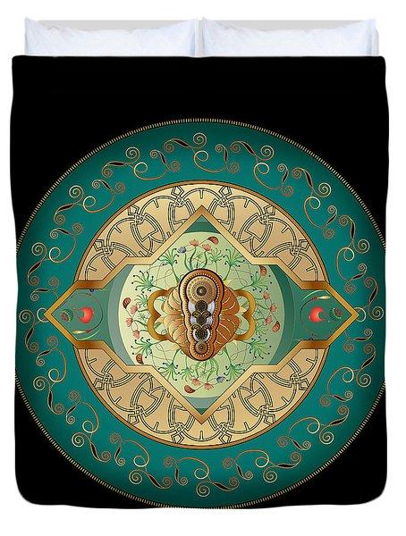 Circumplexical No 3838 Duvet Cover