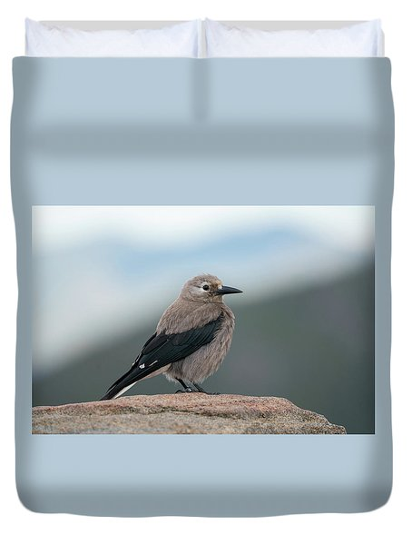 Clarks Nutcracker In The Wild Duvet Cover