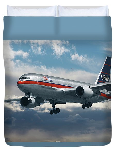 Classic Us Air Duvet Cover