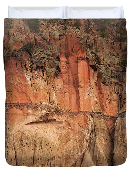 Cliff Face Duvet Cover