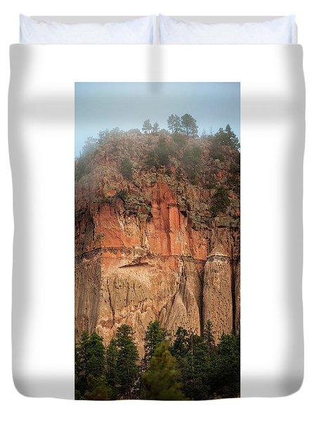 Cliff Face Duvet Cover