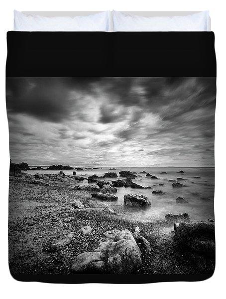 Coastal Light II Duvet Cover