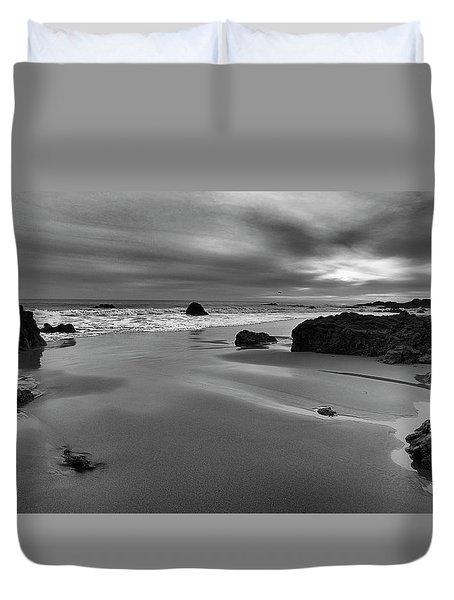Coastal Light Iv Duvet Cover