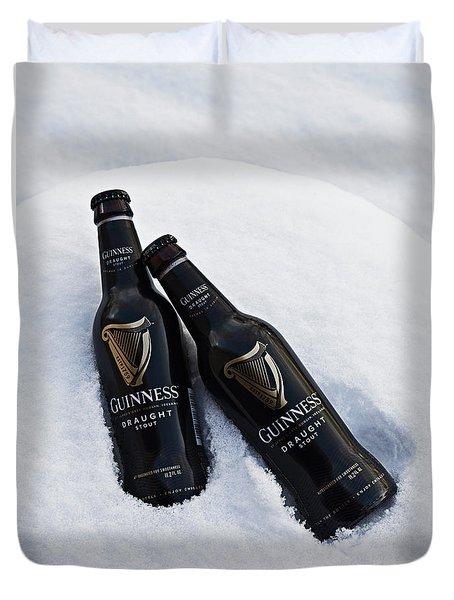 Cold Beer Duvet Cover