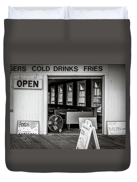 Cold Drinks Duvet Cover