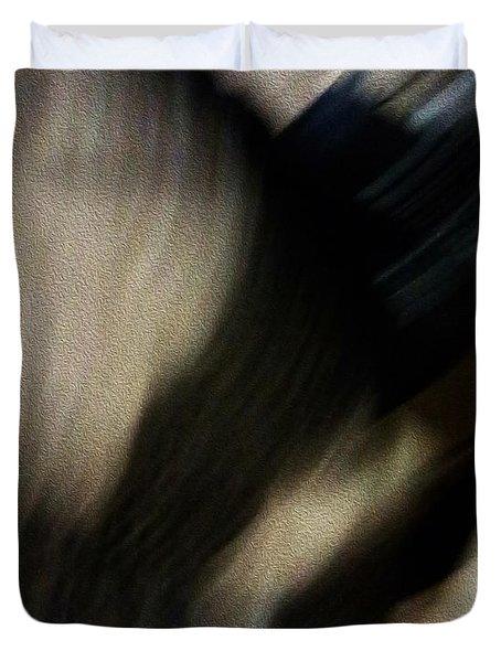 Color Bound Duvet Cover