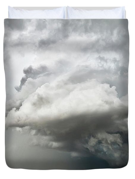 Colorado Sky Duvet Cover