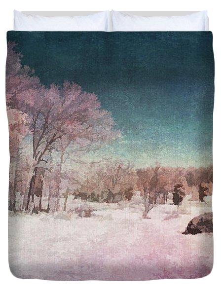 Colorful World Duvet Cover