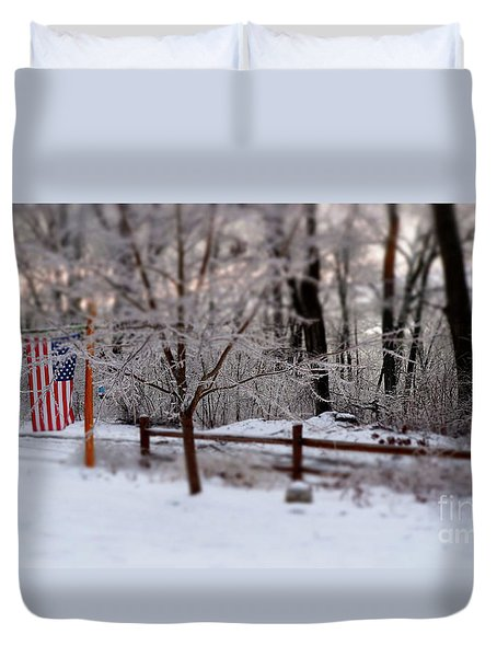Colors Never Run Duvet Cover