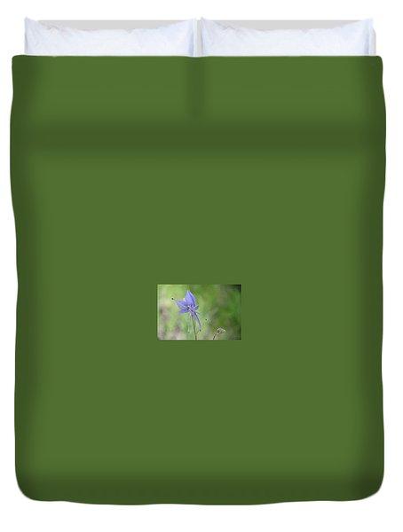 Columbine Details Duvet Cover