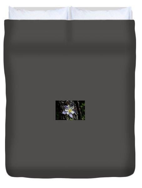 Columbine Duvet Cover
