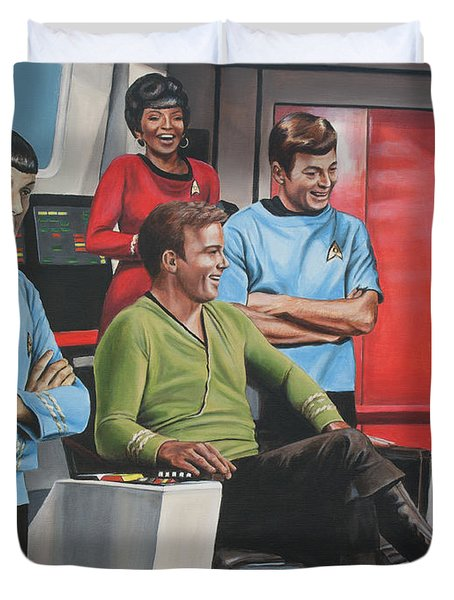 Comic Relief Duvet Cover