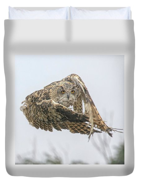 Concentration Duvet Cover