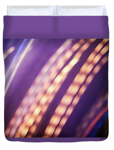 Continuance Iv Duvet Cover