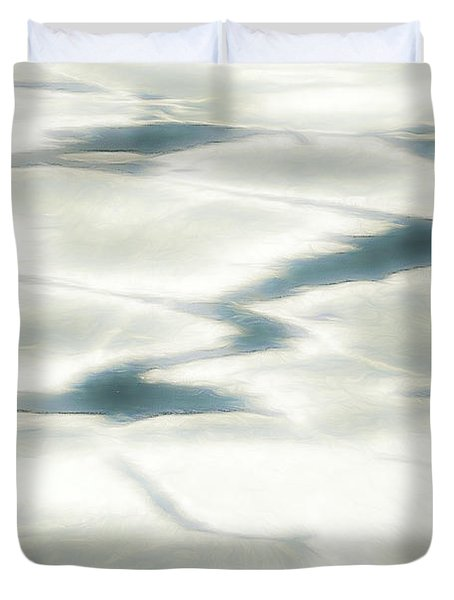 Cool Tranquility Duvet Cover