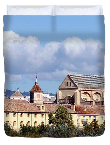 Cordoba, Spain - Old City Duvet Cover