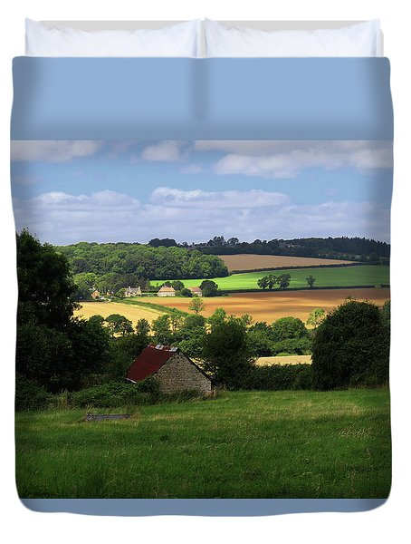 Cotswold Field England 81601 Duvet Cover