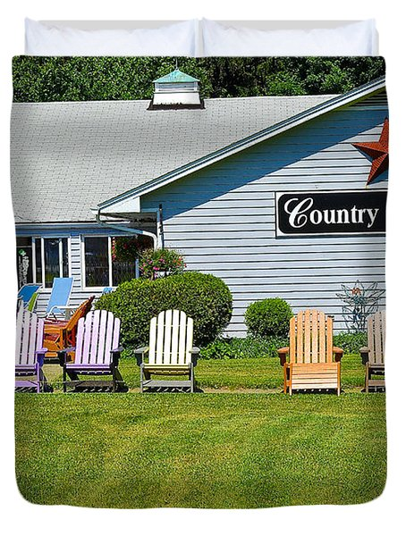 Country Comfort Duvet Cover