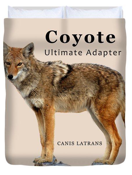 Coyote Ultimate Adaptor Duvet Cover