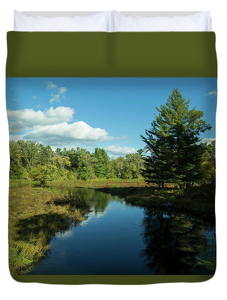 Creek Duvet Cover