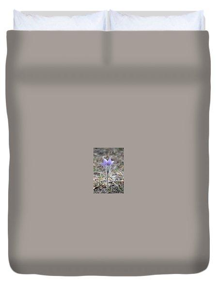Crocus Detail Duvet Cover