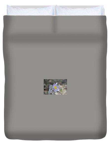 Crocus Duvet Cover