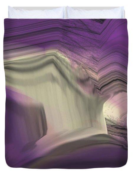 Crystal Journey Duvet Cover