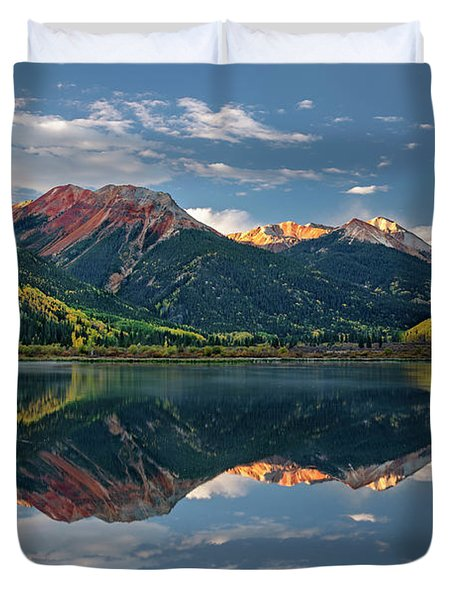 Crystal Morning Duvet Cover