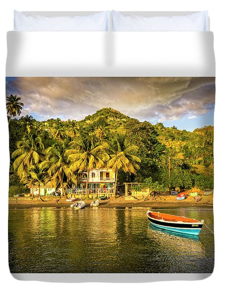 Cumberland Afternoon Duvet Cover