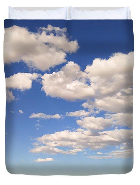 Cumulus Duvet Cover